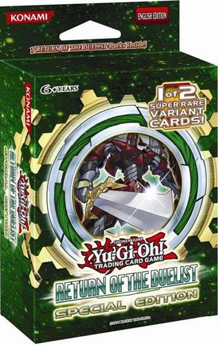 Return of the Duelist: Special Edition