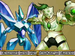 Gem-Knight Emerald