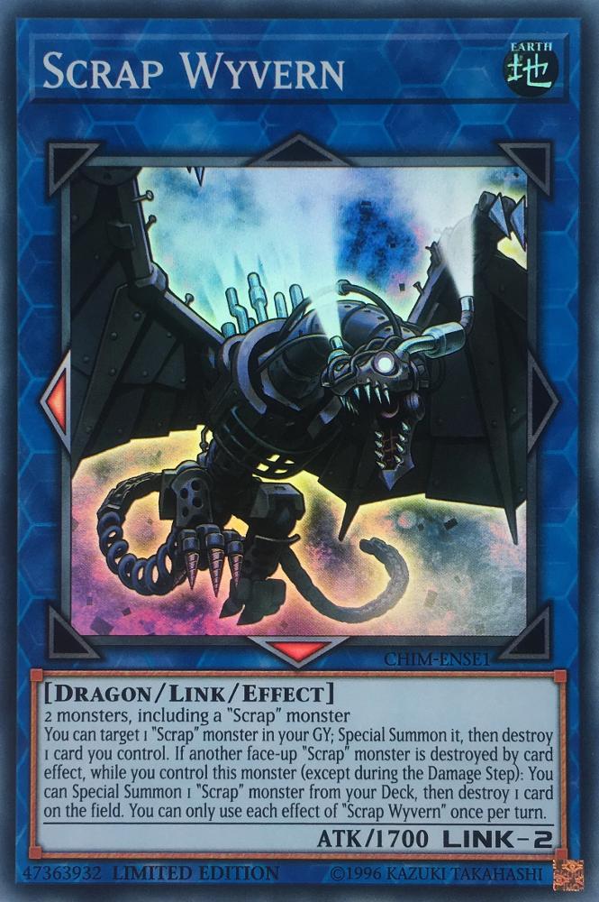 Chaos Impact Special Edition (TCG-EN-LE)