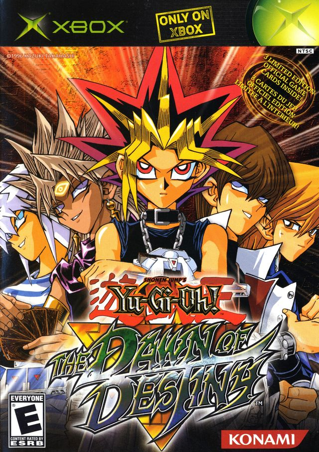 Yu-Gi-Oh! The Dawn of Destiny promotional cards