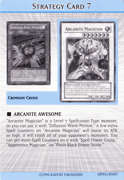 Arcanite awesome