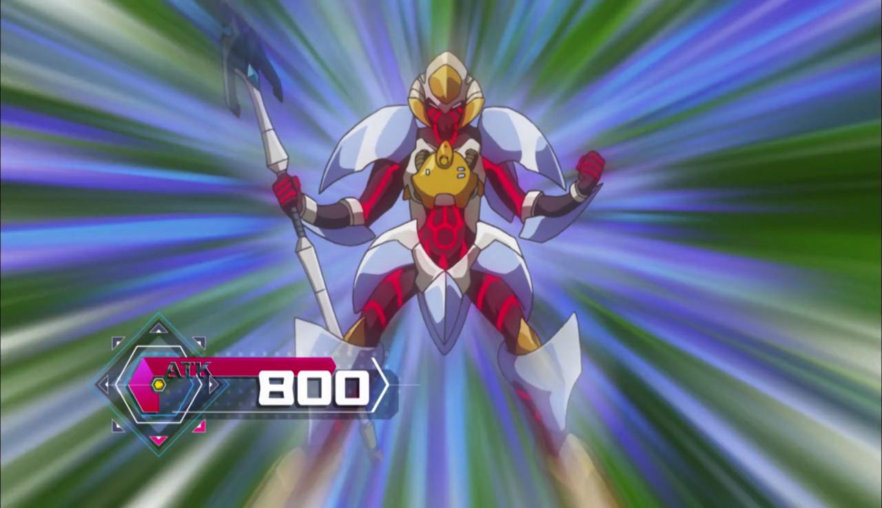 Clock Spartoi (later anime)