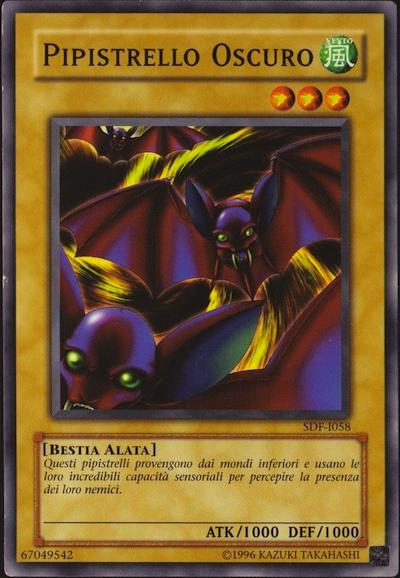 Pipistrello Oscuro