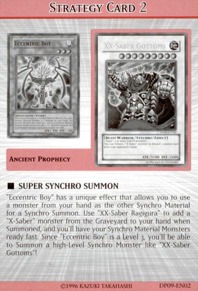 Super Synchro Summon