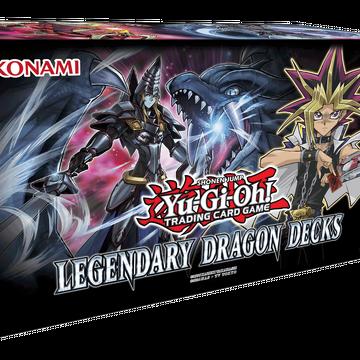 Legendary Dragon Decks Yu Gi Oh Wiki Fandom