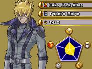 Fake Jack Atlas-WC11