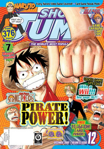 <i>Shonen Jump</i> Vol. 6, Issue 12