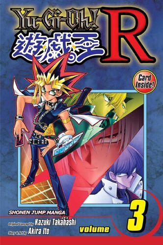 <i>Yu-Gi-Oh! R</i> Volume 3