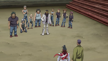 Yu-Gi-Oh! ARC-V - Episode 073
