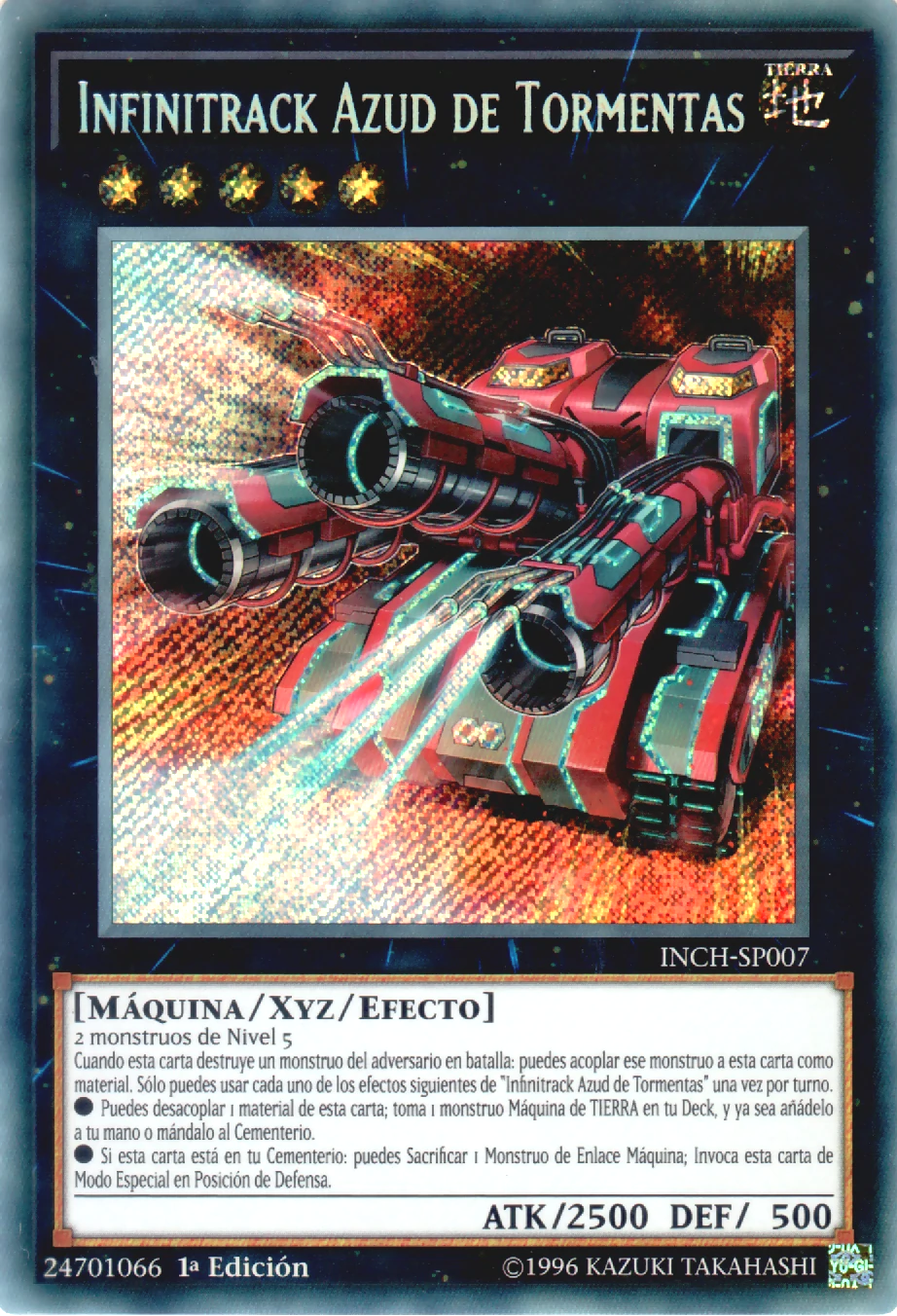 The Infinity Chasers (TCG-SP-1E)