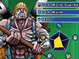 Dark World Guardian - Gigori in Stardust Accelerator