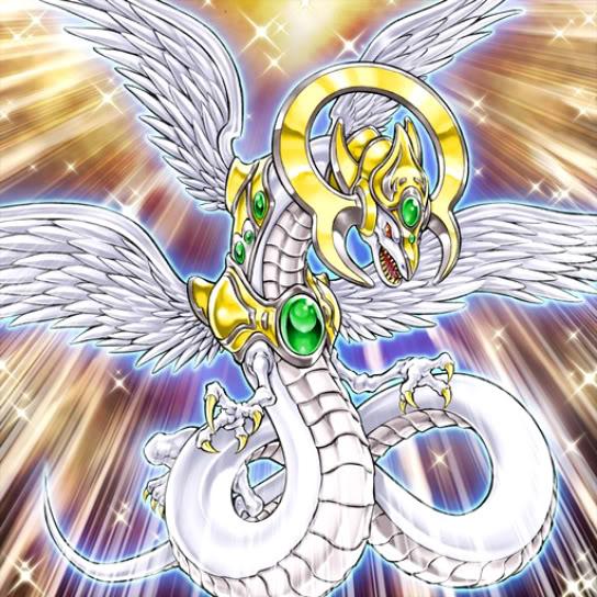 Drago della Luce Finale