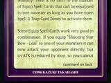Using multiple Equip Spells