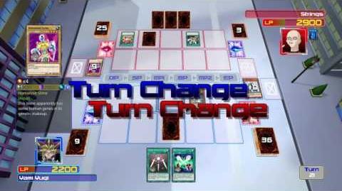Yu-Gi-Oh! Slifer vs