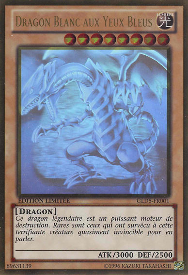 Card article redesign/Blue-Eyes White Dragon