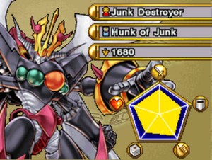 Junk Destroyer