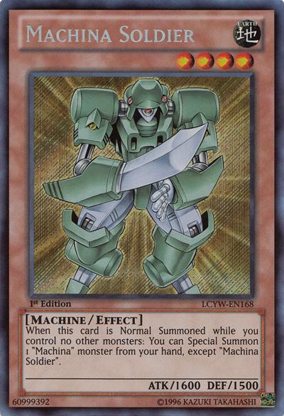 Machina Soldier