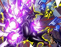 Thousand Black Magic Blasts