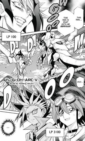 Yu-Gi-Oh! ARC-V - Scale 006