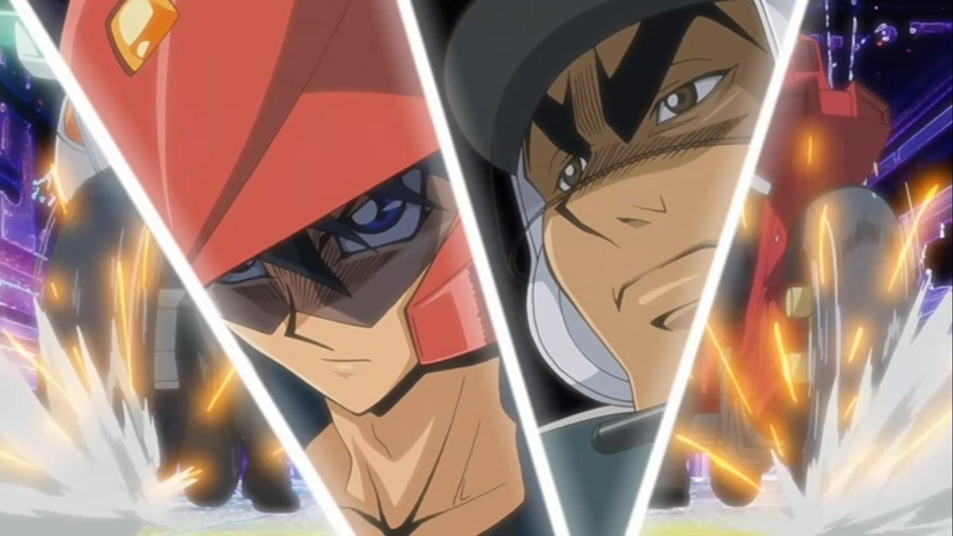 Yu-Gi-Oh! 5D's - Episódio 001