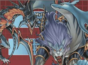 Mythical Beast Cerberus