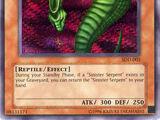 Card Errata:Sinister Serpent