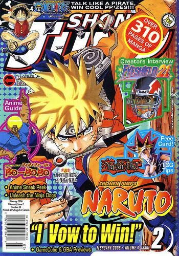 <i>Shonen Jump</i> Vol. 4, Issue 2