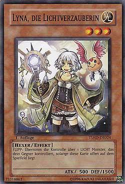 Lyna, die Lichtverzauberin