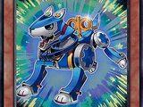 Aufzieh-Hund