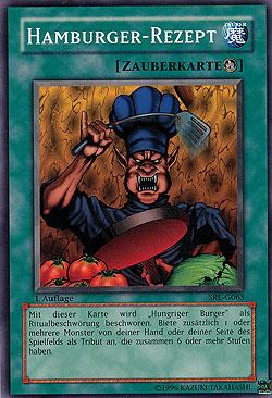 Hamburger-Rezept