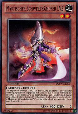 Mystischer Schwertkämpfer LV2