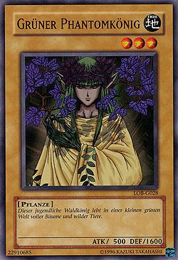 Grüner Phantomkönig