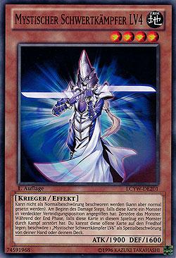 Mystischer Schwertkämpfer LV4