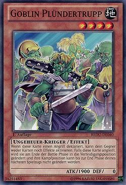 Goblin Plündertrupp