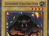 Schwarzer Schatten-Oger