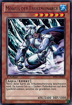 Möbius der Frostmonarch