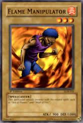 Flammen-Manipulator