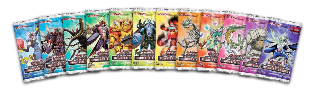 Battle Pack 3 Liga de Monstruos