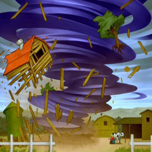 Tornado Localizado