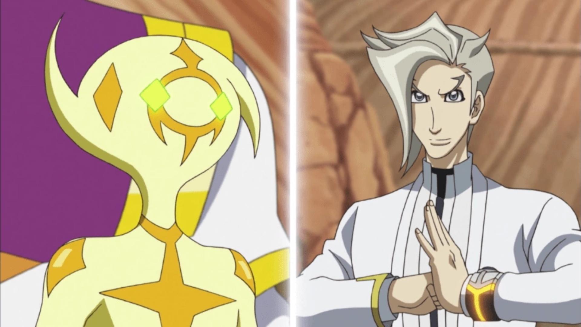 Yu-Gi-Oh! VRAINS - Episodio 086