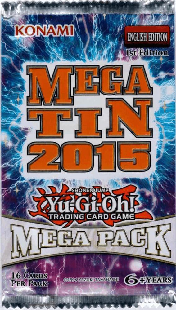 Promo Pack - 2015 Mega-Latas Mega Pack