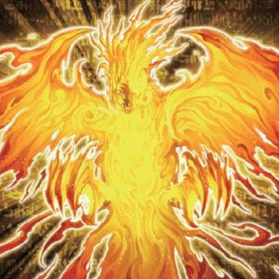 El Dragón Alado de Ra - Fénix