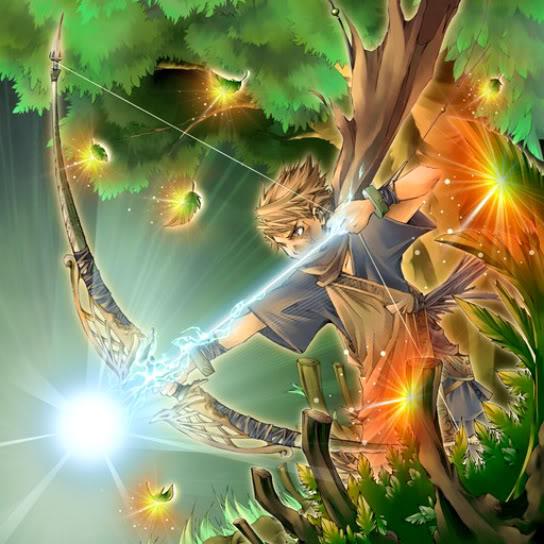 Arquero Arcano del Bosque
