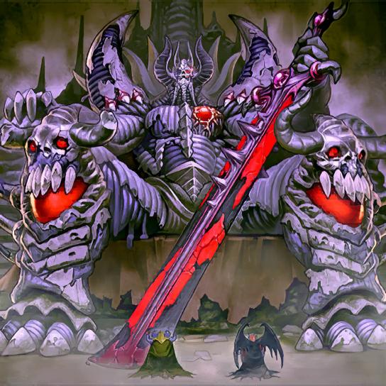 Emperador de Archidemonios, el Primer Señor del Horror