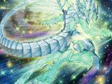 Dragón Resplandor de Ojos Galácticos