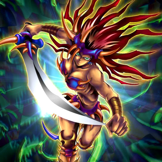 Espadachina Amazoness