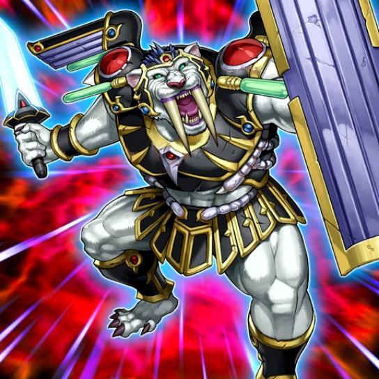 Bestia Gladiador Samnite
