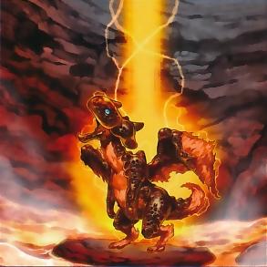 Burner, Señor Dragón de las Chispas