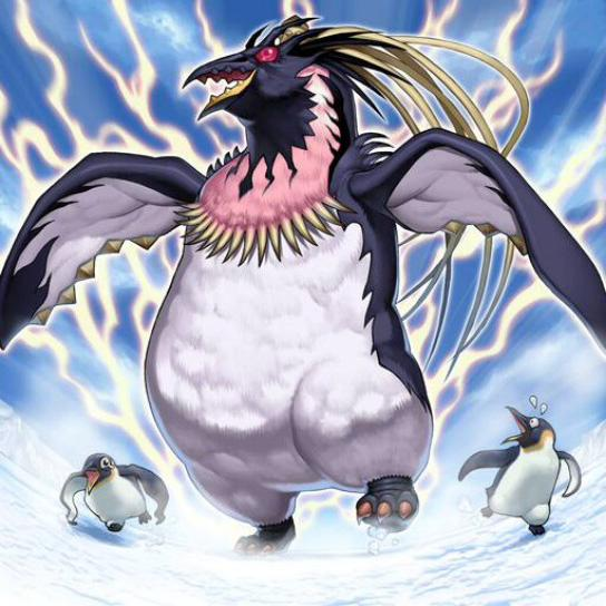 El Gran Pingüino Emperador