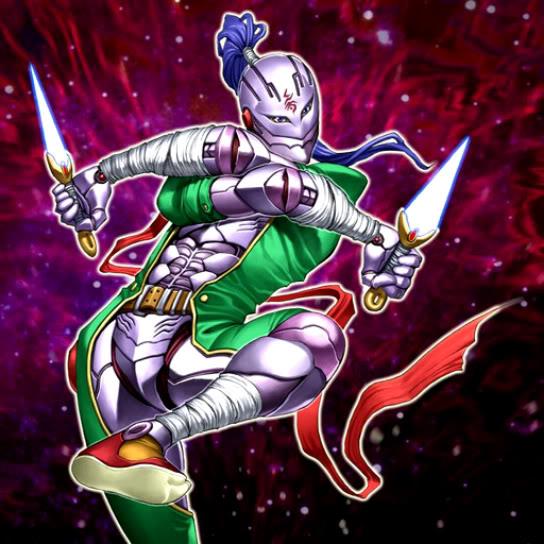 Ninja Maestro Sasuke
